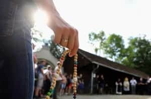 Rosenkranz beten Internationaler Rosenkranz