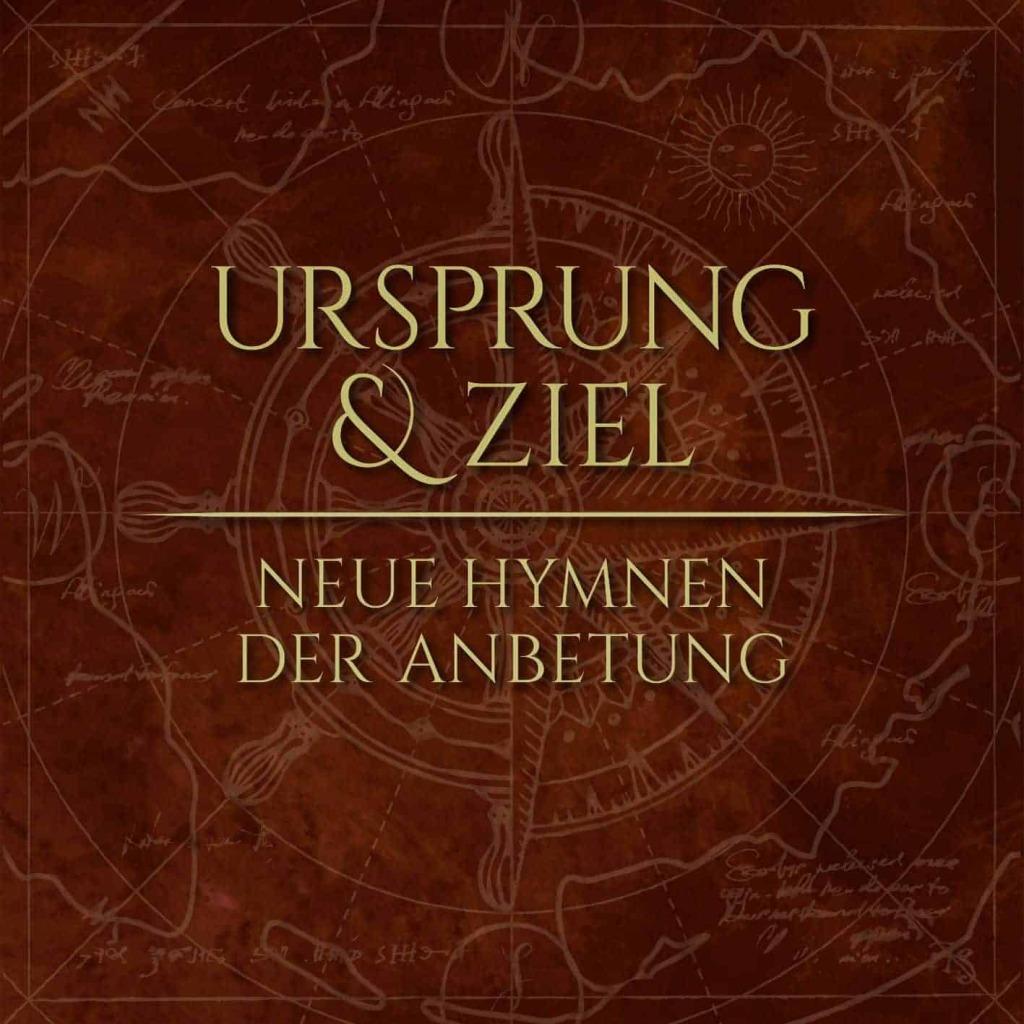 UrsprungundZiel AlbumCover CDUrsprungundZiel AlbumCover CD
