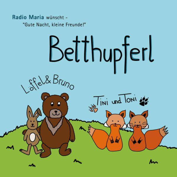 Betthupferl Vorderseite