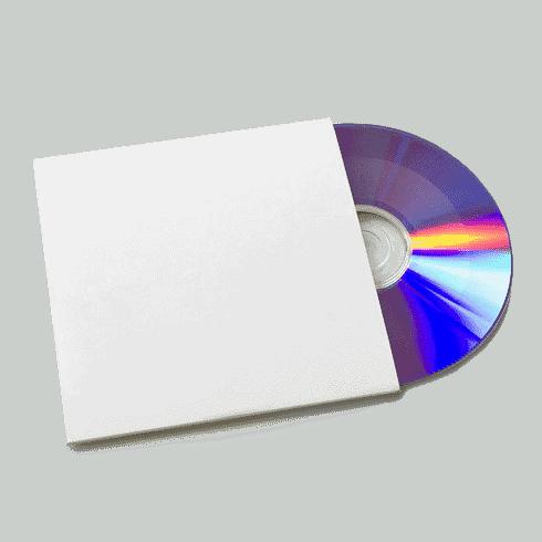 Radiothektitel auf CD